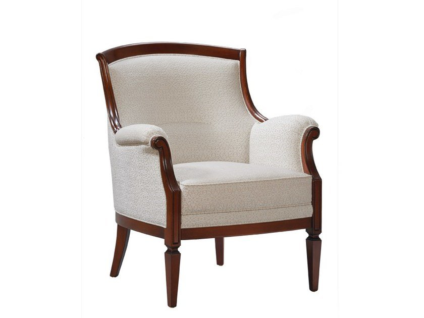 Armchair with armrests DEA - SELVA