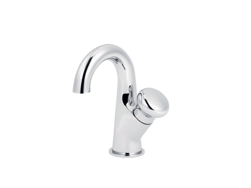 Countertop 1 hole washbasin tap DEAUVILLE | Countertop washbasin tap - rvb