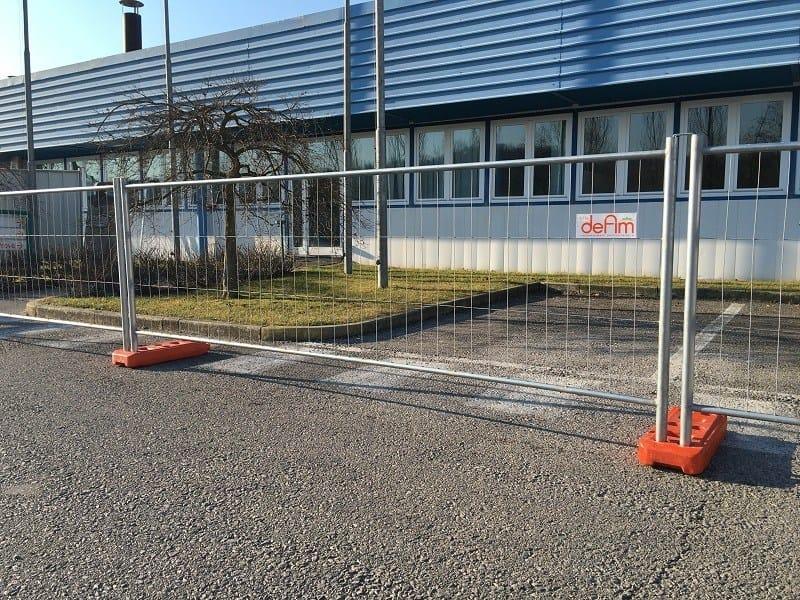 Security metal Fence DEFENDER MARATHON - NUOVA DEFIM