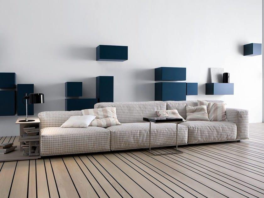 Sectional fabric sofa SOFAS | Sectional sofa - PIANCA