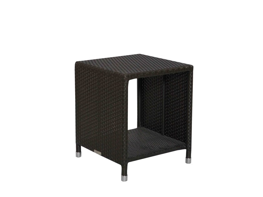 Low square garden side table DELFINO | Coffee table - Atmosphera