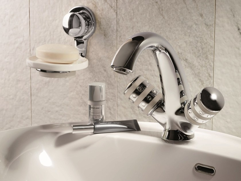 Countertop 1 hole washbasin tap DELUXE PRESTIGE | 1 hole washbasin tap by NEWFORM