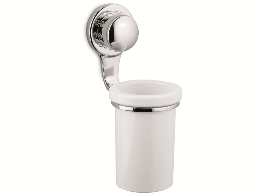 Wall-mounted toothbrush holder DELUXE PRESTIGE ACCESSORIES | Wall-mounted toothbrush holder by NEWFORM