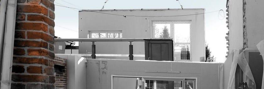 Prefab timber home DEMO-RICOSTRUZIONI - Spazio Positivo by Rensch-Haus