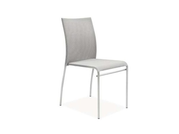 Plastic chair DENISE | Chair - CREO Kitchens by Lube