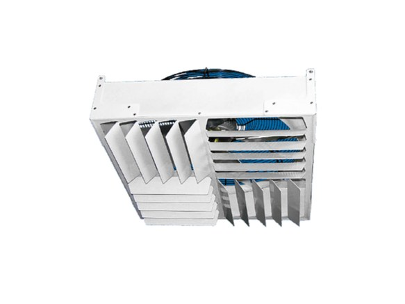 Mechanical forced ventilation system DES - O.ERRE