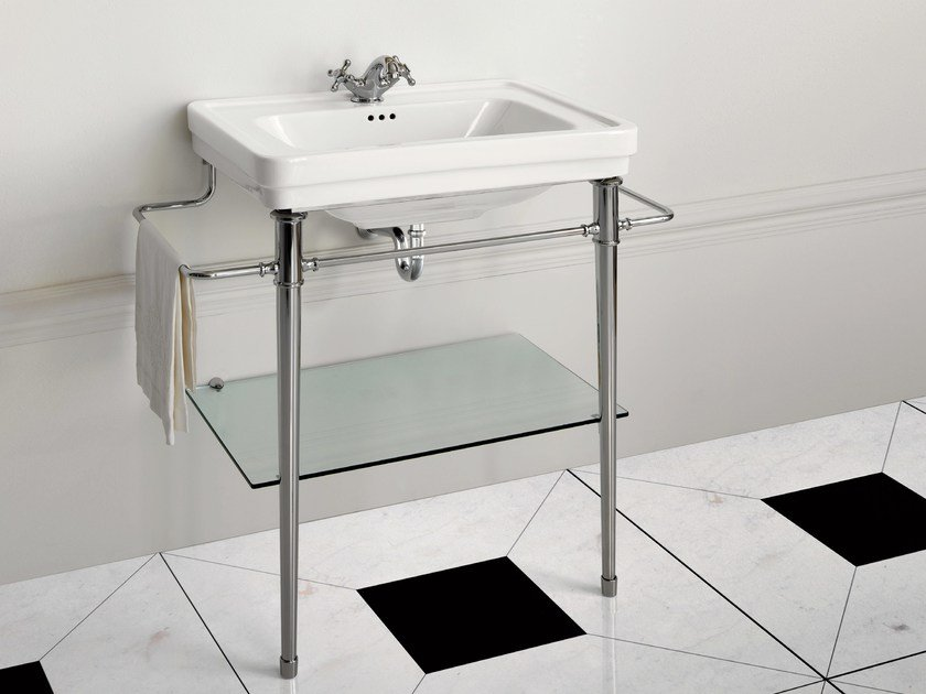 Console washbasin DESDEMONA | Console washbasin - BATH&BATH
