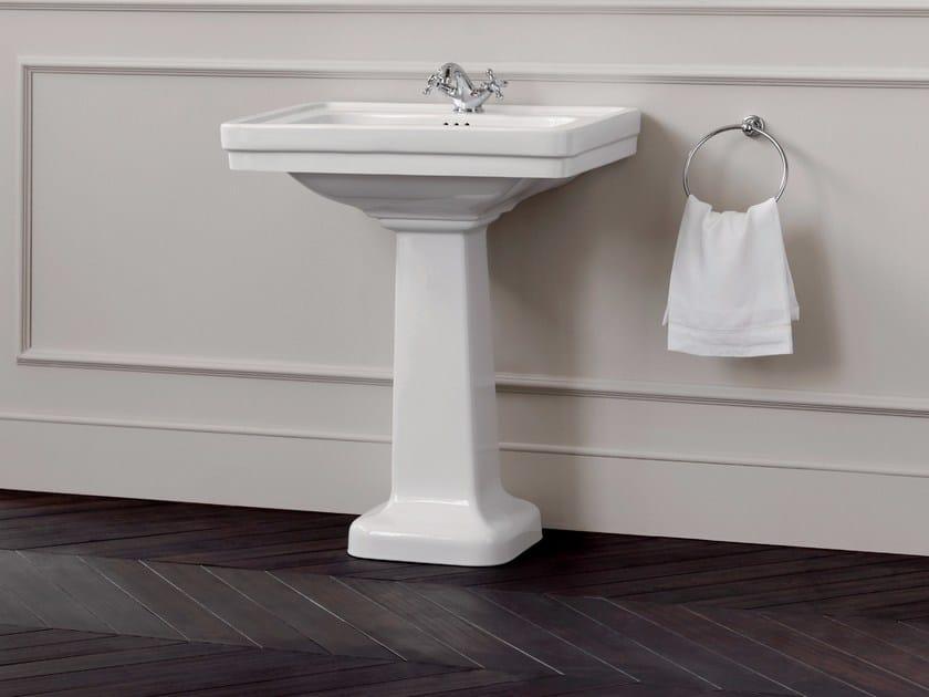 Pedestal washbasin DESDEMONA | Pedestal washbasin - BATH&BATH