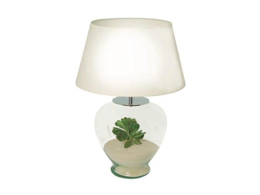 Glass table lamp DESSERT - Aromas del Campo