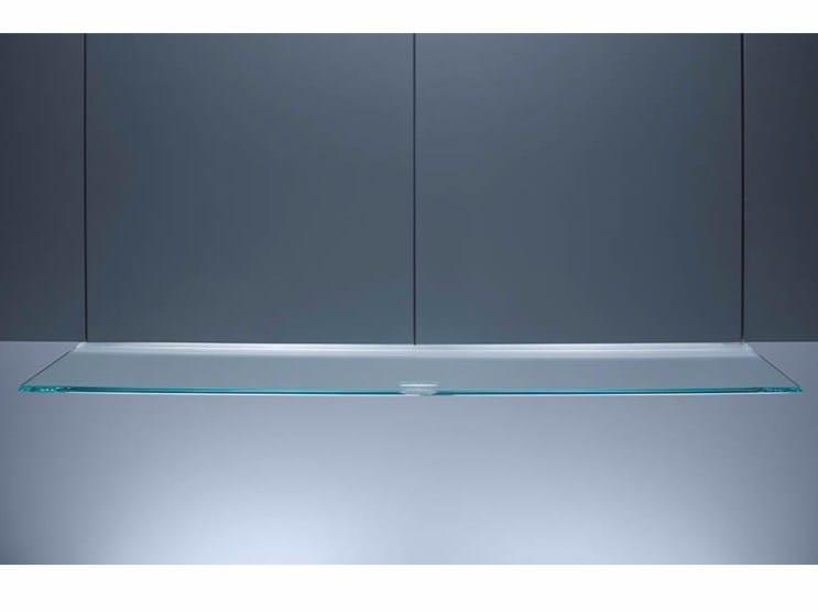 aufziehbare dunstabzugshaube aus glas mit integrierter beleuchtung df premira 6 l 60 cm by v zug. Black Bedroom Furniture Sets. Home Design Ideas