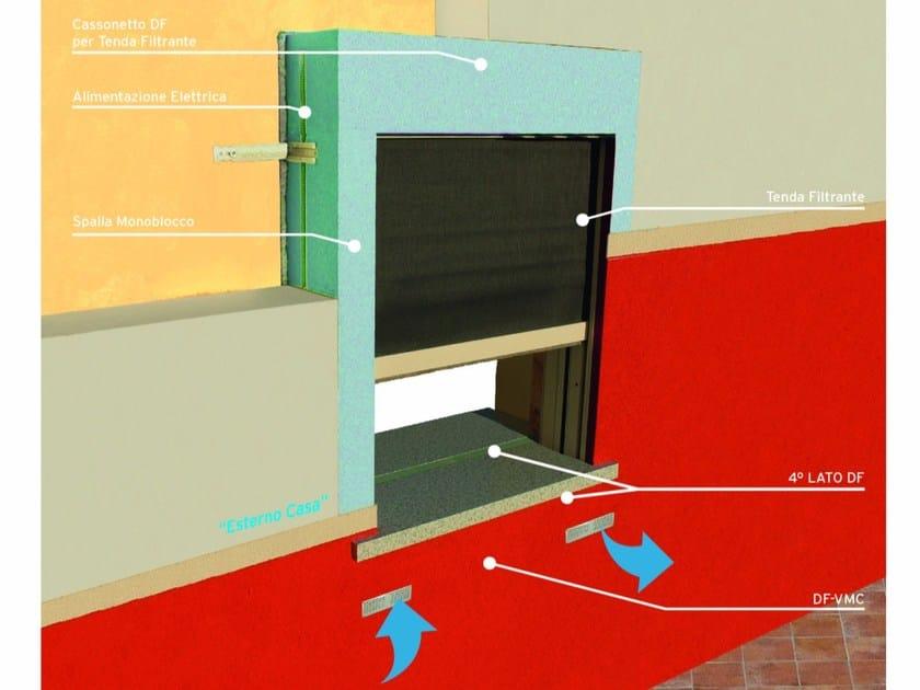 Monoblock window DF-VMC - De Faveri
