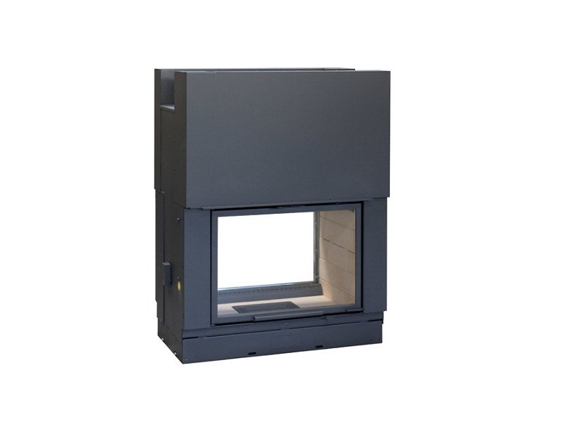 Double-sided Fireplace insert DF1000 - Axis
