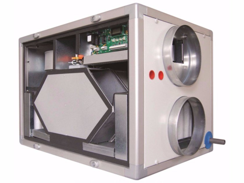 Industrial Heat recovery unit DFE - ALDES