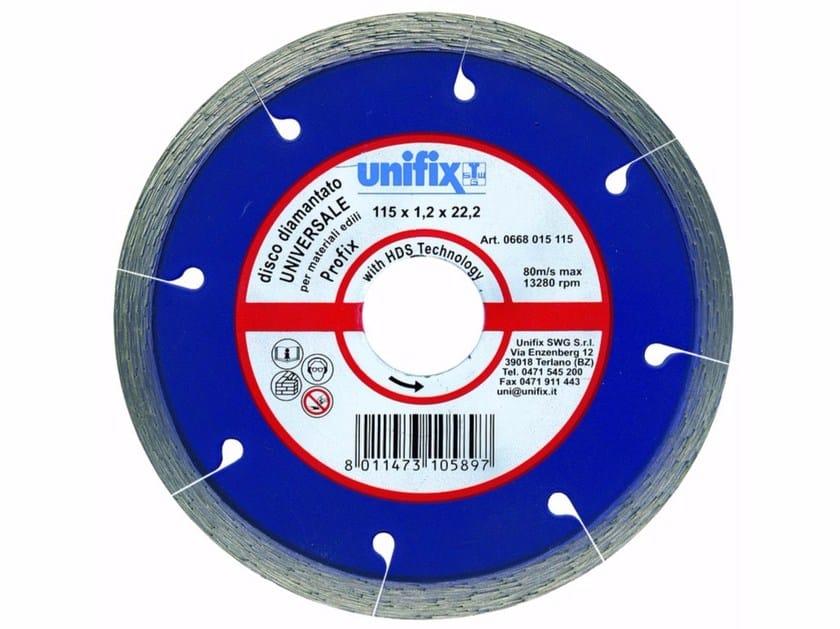Diamond-coated Cutting Disc DIAMANT ULTRA THIN by Unifix SWG
