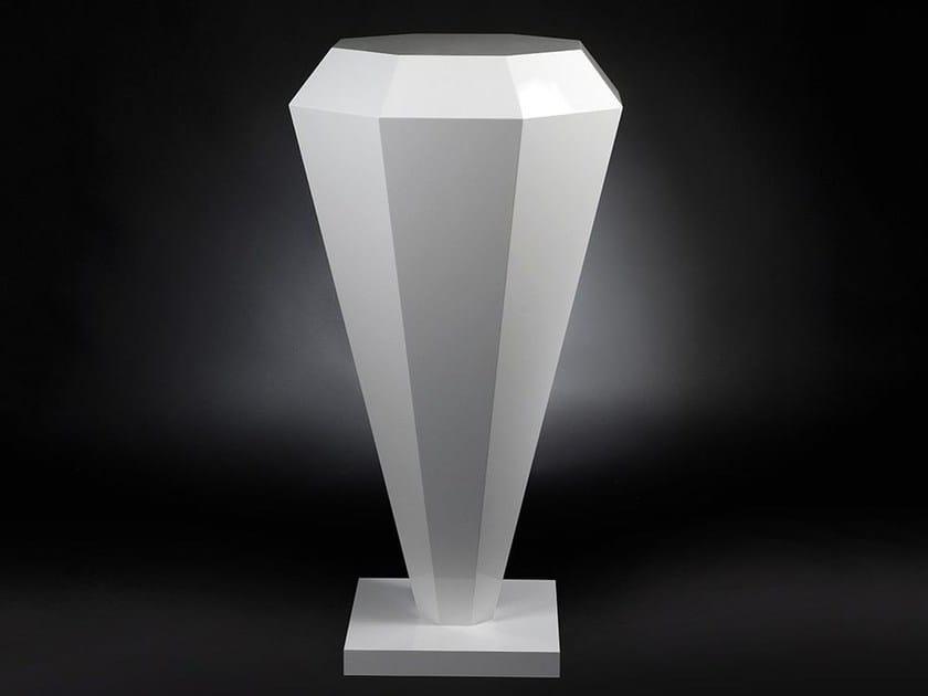 Acrylic pedestal DIAMANTE CADEAU - VGnewtrend