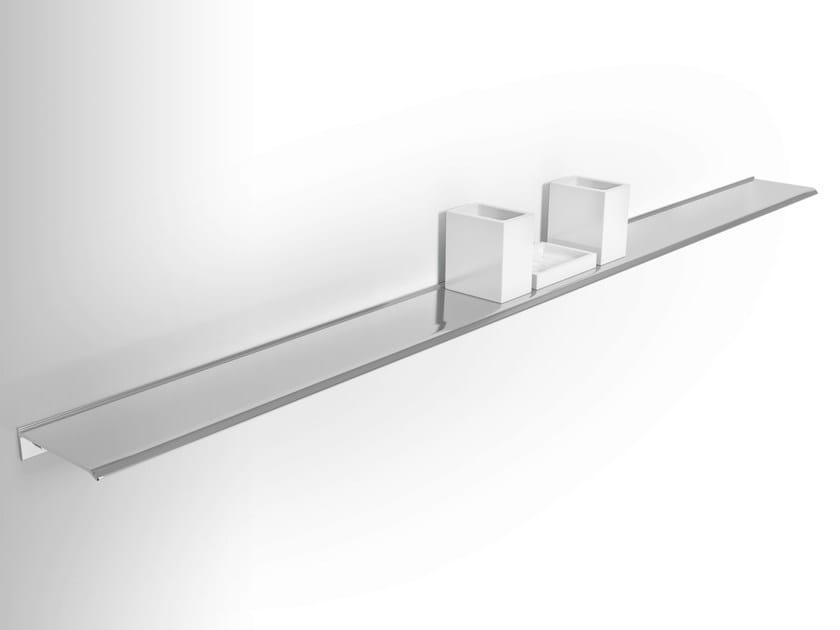 Aluminium bathroom wall shelf DIANTHA | Aluminium bathroom wall shelf - Alna