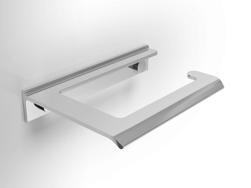 Metal toilet roll holder DIANTHA | Toilet roll holder - Alna
