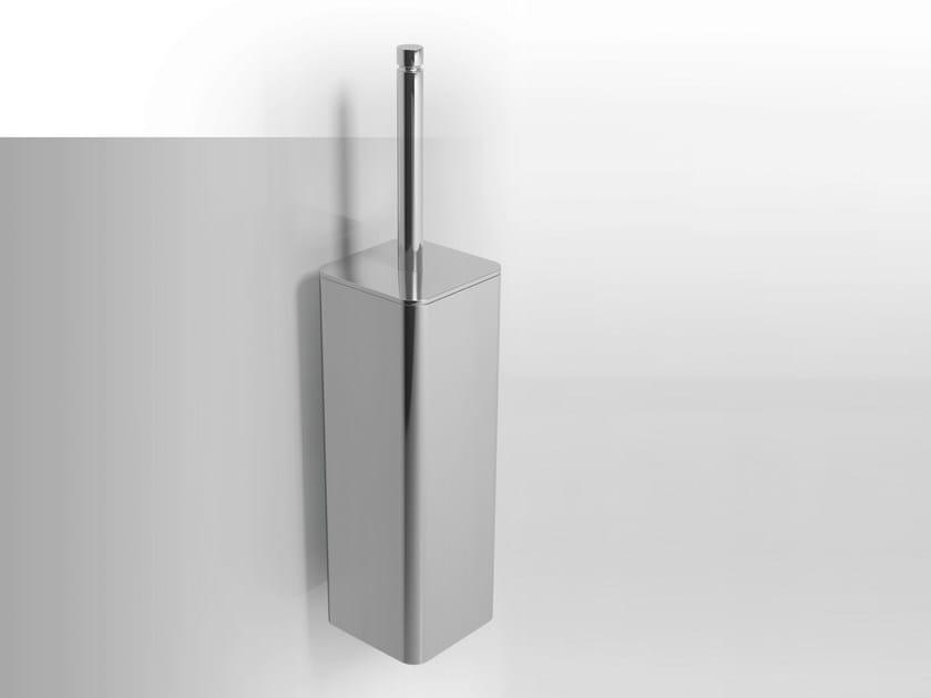 Wall-mounted metal toilet brush DIANTHA | Wall-mounted toilet brush - Alna