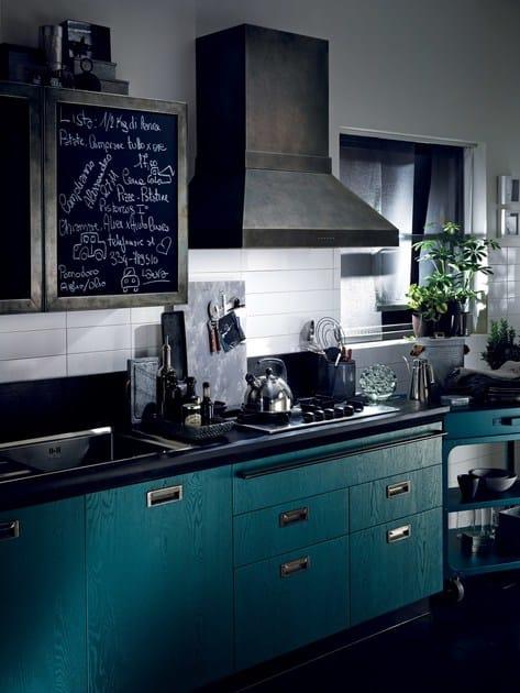 Cucina componibile DIESEL SOCIAL KITCHEN  Scavolini