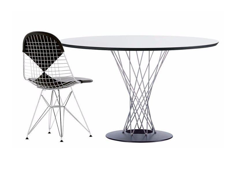tavolo rotondo da pranzo dining table vitra
