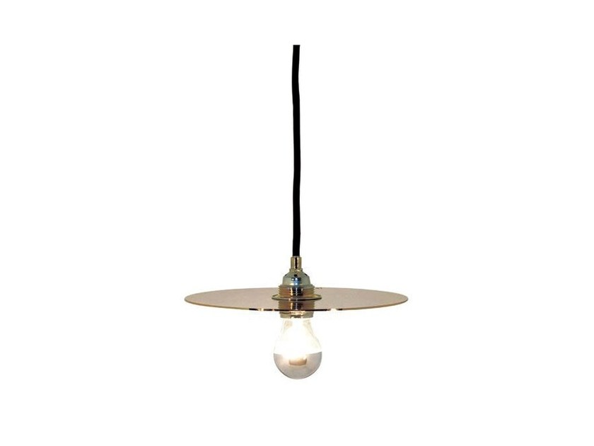 Direct light metal pendant lamp DISCO - Aromas del Campo