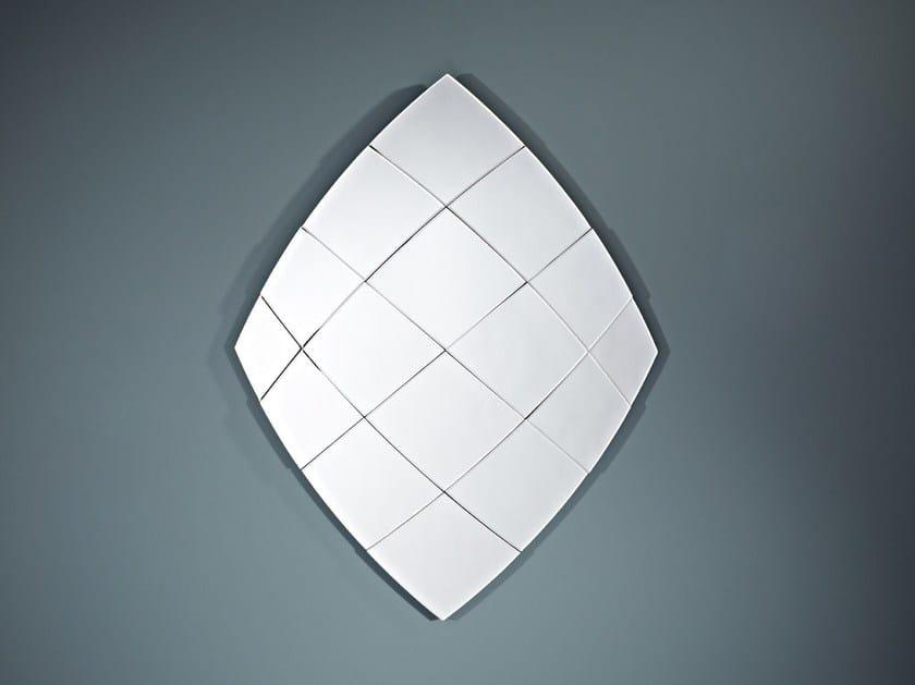Wall-mounted mirror DISTINE - DEKNUDT MIRRORS