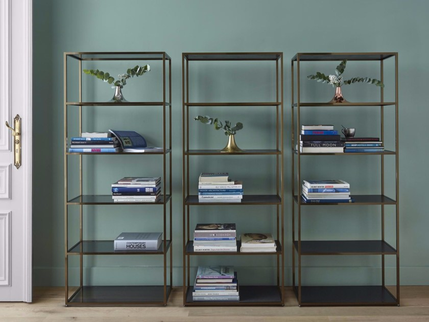 Open double-sided bookcase DITA - ROSET ITALIA