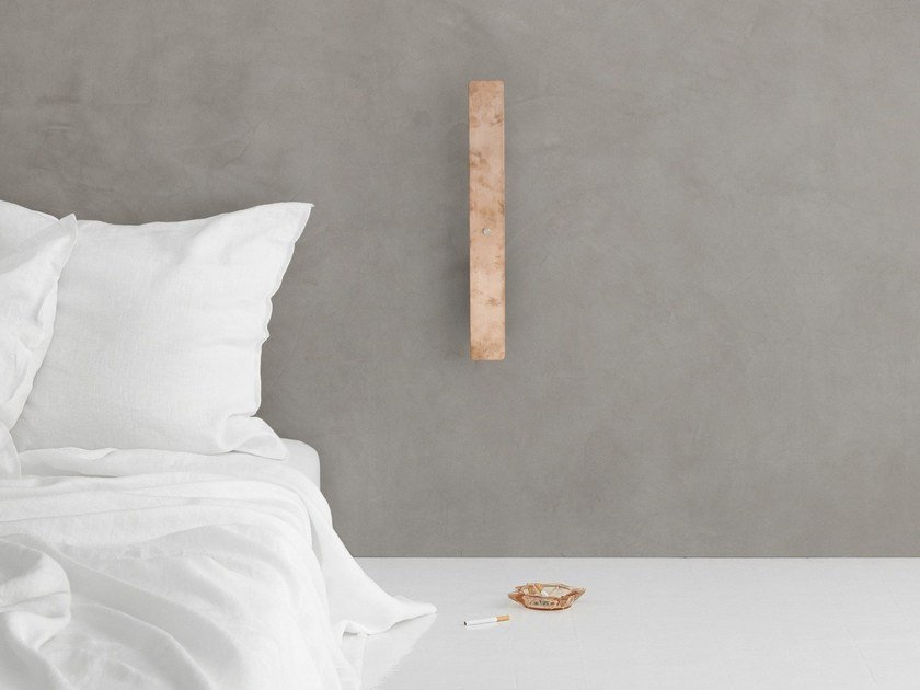 Copper wall lamp DIVAR | Copper wall lamp by Anour