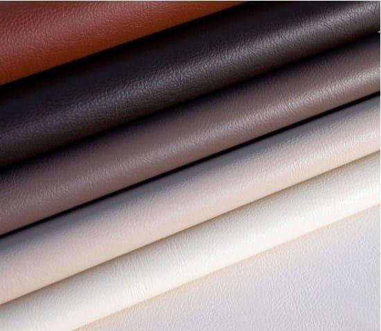 Solid-color fire retardant imitation leather fabric DIVA - FRIGERIO MILANO DESIGN