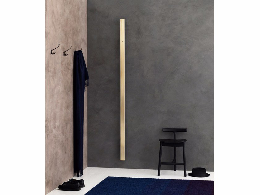 Brass wall lamp DIVAR | Brass wall lamp - Anour