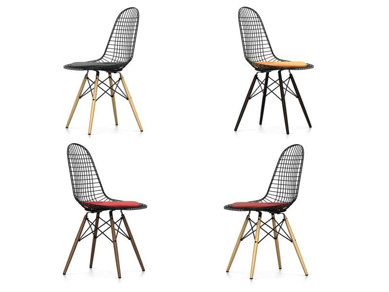 Steel chair DKW-5 by Vitra