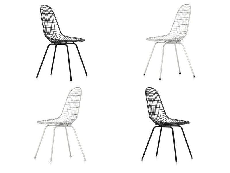 Steel chair DKX - Vitra