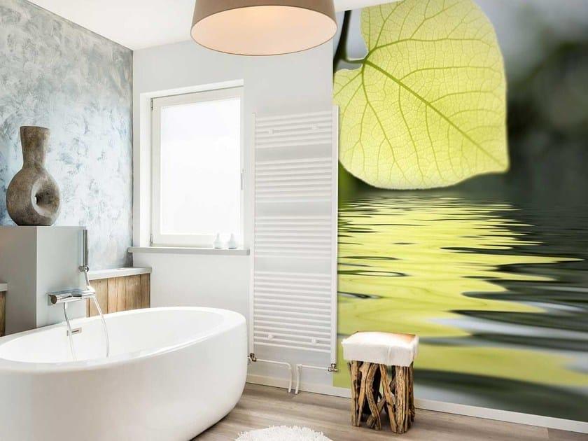 Washable non-woven paper wallpaper DL0015 - LGD01