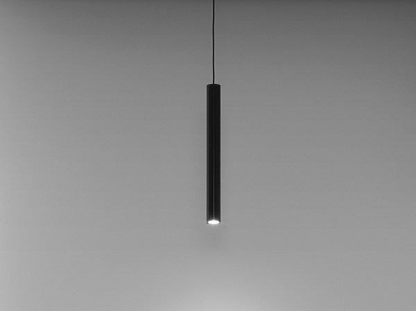 LED direct light aluminium pendant lamp DL030 | Pendant lamp by NOBILE ITALIA