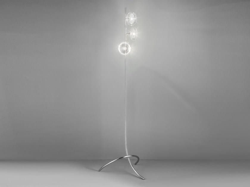 Metal floor lamp DOLCE D 50 by Metal Lux