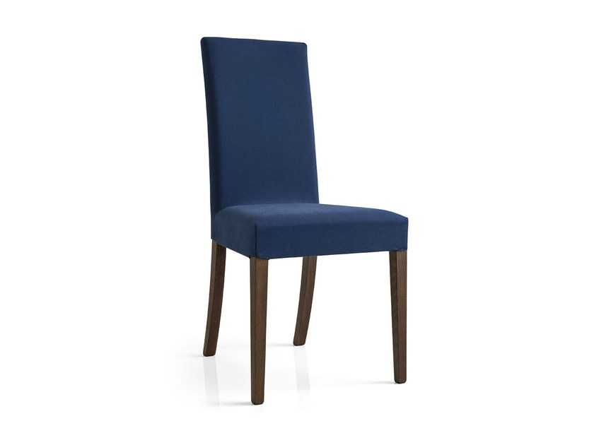 Upholstered fabric chair DOLCEVITA - Calligaris