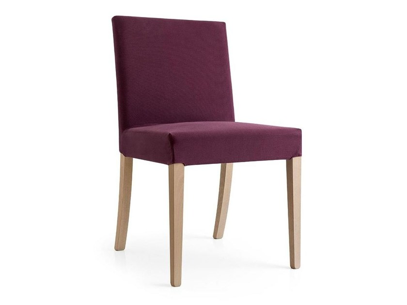 Fabric chair DOLCEVITA LOW by Calligaris