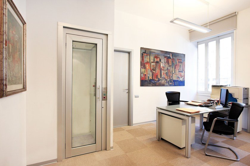 Electric house lift DOMUSLIFT S - SMALL | House lift by IGV GROUP