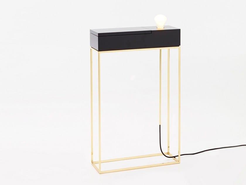 Floor lamp / hallway unit DON'T FORGET ME - PER/USE