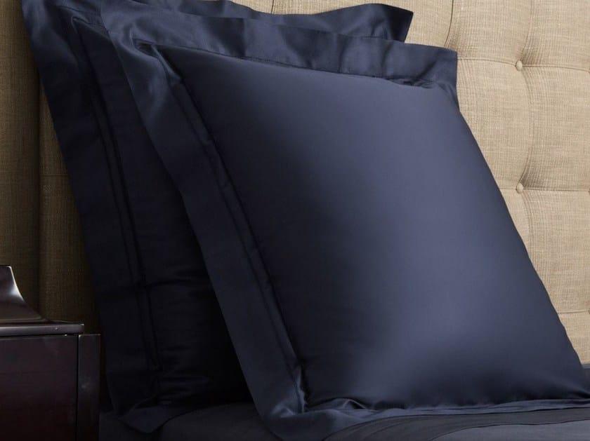 Cotton pillow case DOPPIO AJOUR | Cotton pillow case - Frette