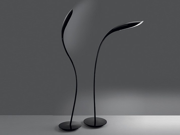 Adjustable metal floor lamp DORIDE - Artemide Italia