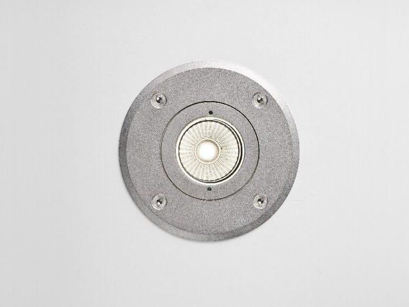 LED walkover light outdoor aluminium steplight DOT | Steplight by Olev