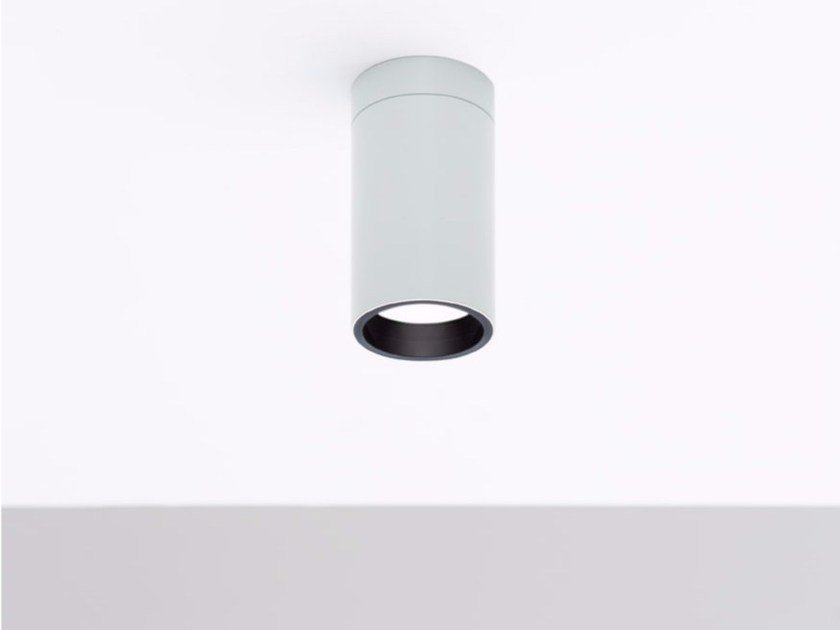 LED metal ceiling lamp DOT PL - DAVIDE GROPPI