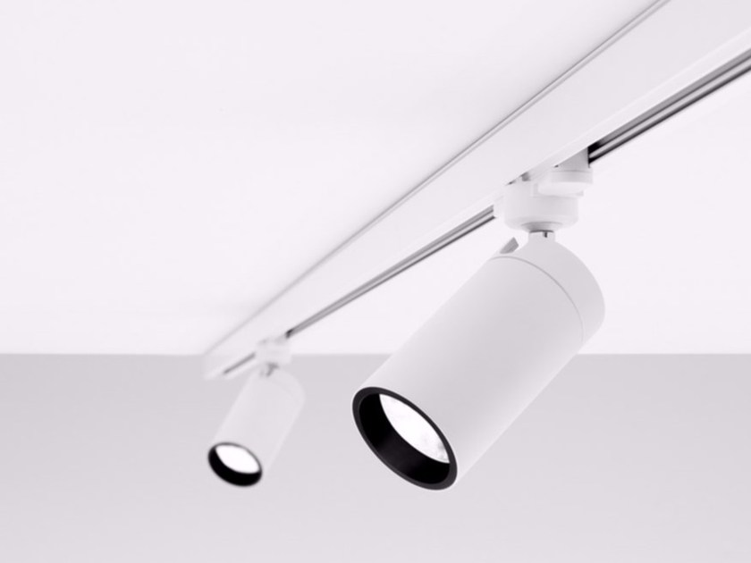 Illuminazione a binario a LED DOT SISTEMA - DAVIDE GROPPI