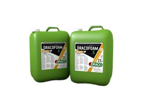Additive and resin for waterproofing DRACOFOAM S - DRACO ITALIANA