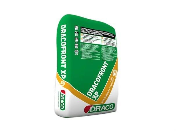 Cement DRACOFRONT XP - DRACO ITALIANA