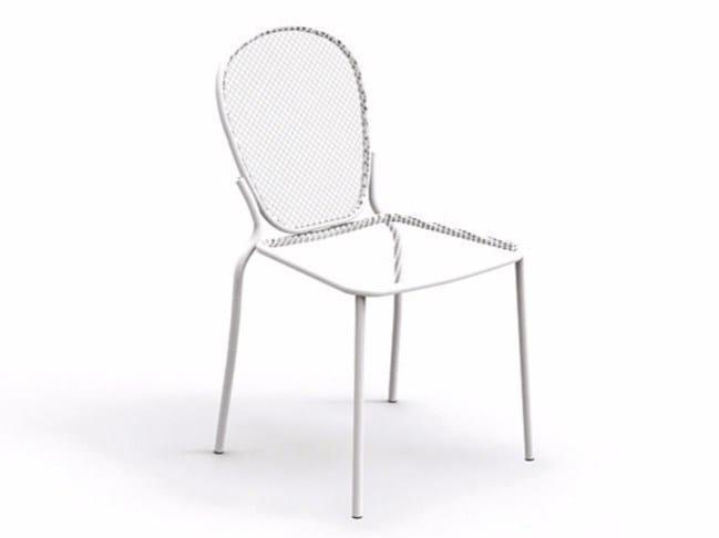 Steel garden chair DREAM | Garden chair - Talenti