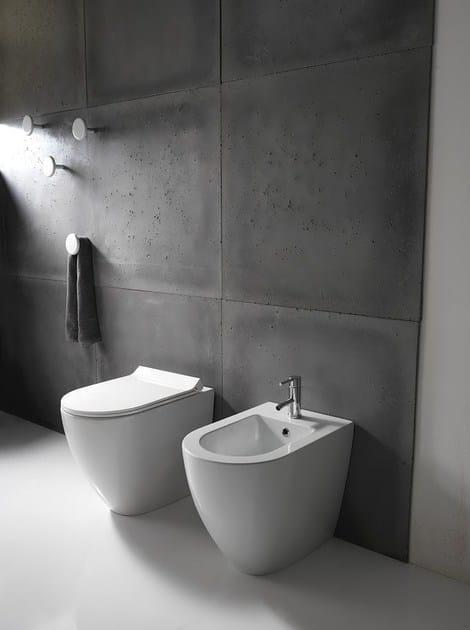 Dream wc by galassia design antonio pascale for Galassia ceramica