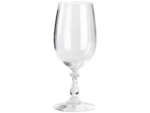 Glass wine glass DRESSED   Wine glass - ALESSI