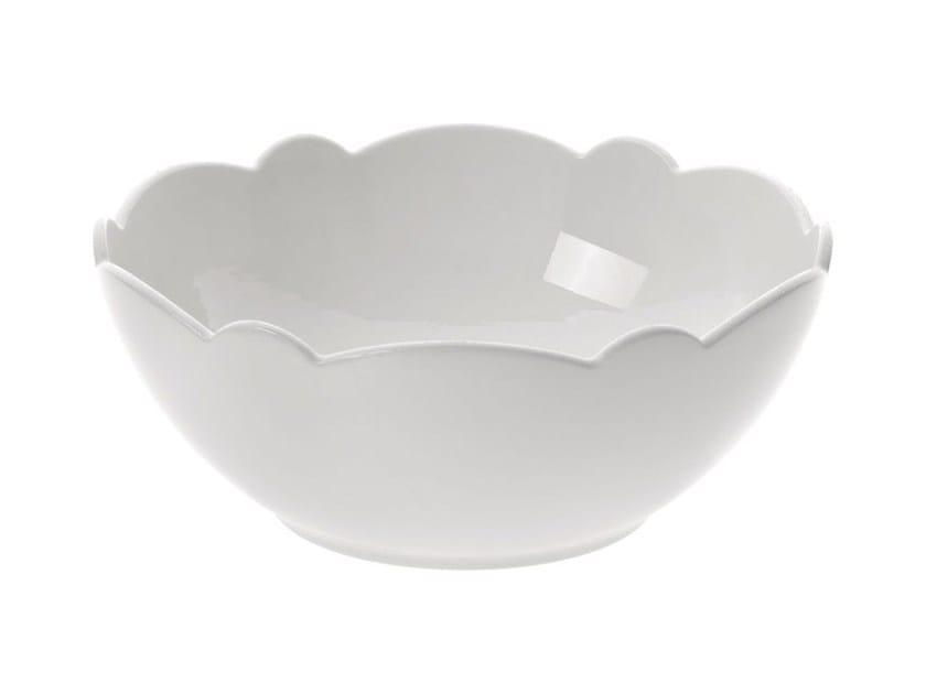 Porcelain Bowls set DRESSED   Bowls set by ALESSI